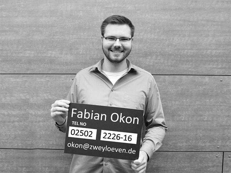 Fabian Okon - Auszubildender