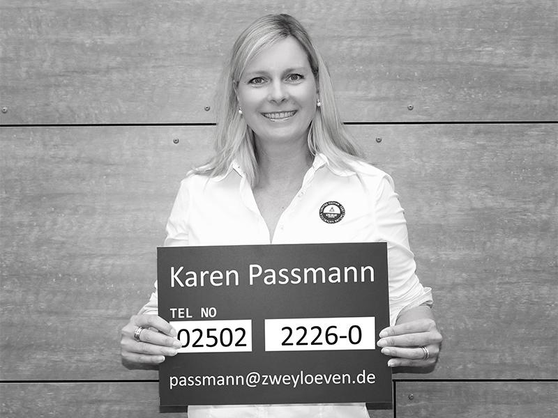 Karen Passmann - Buchhaltung