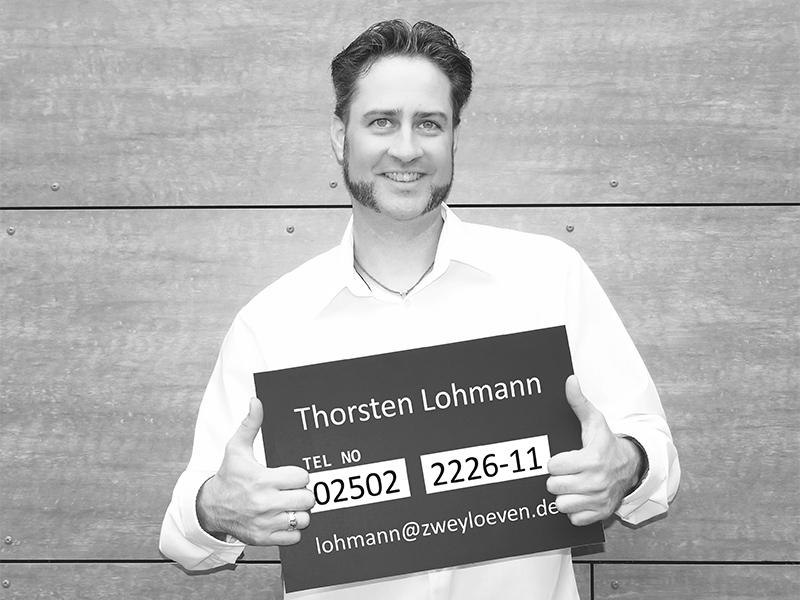Thorsten Lohmann - Geprüfter Produktioner