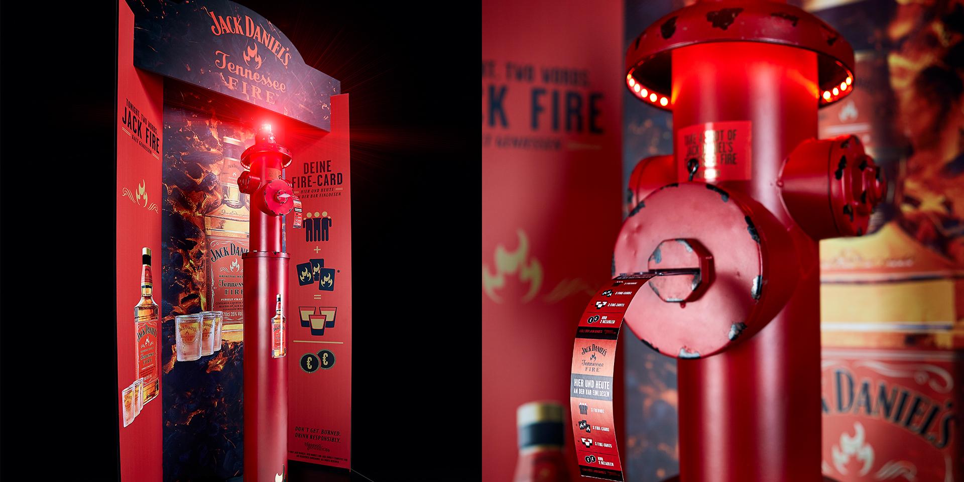 Jack Daniels Fire Station