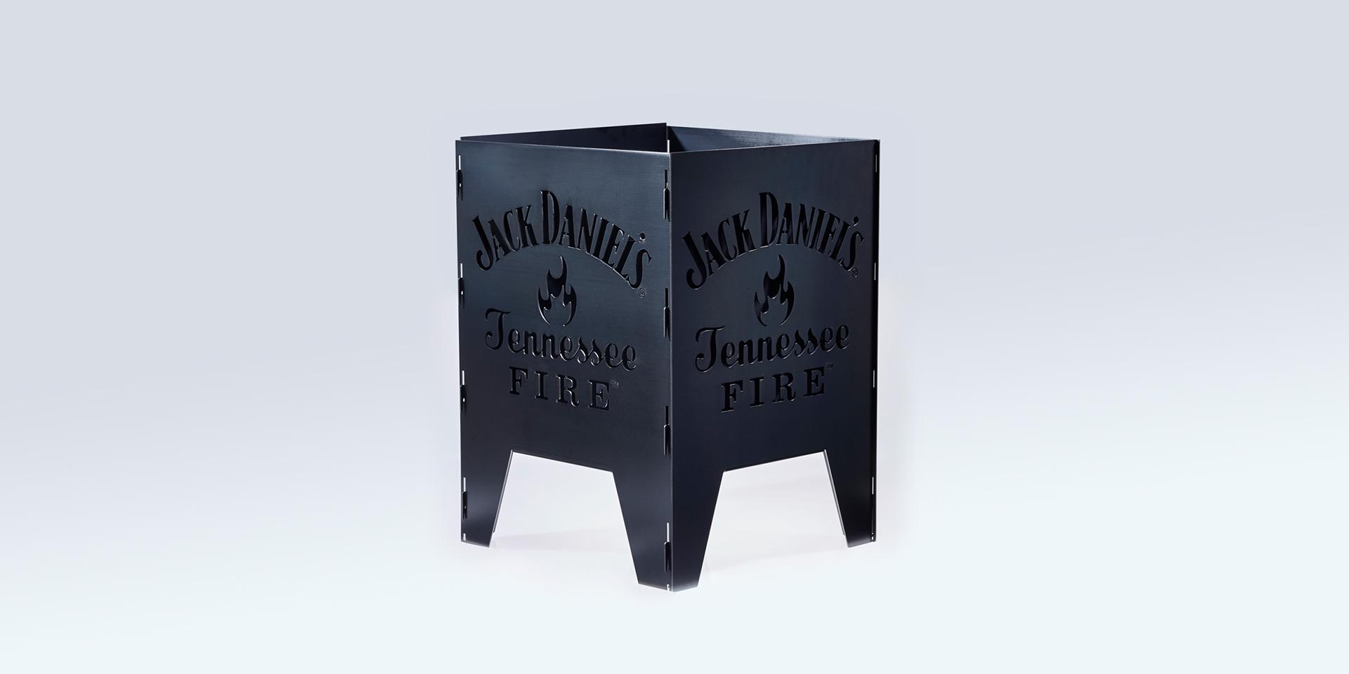 Jack Daniel's Feuerkorb