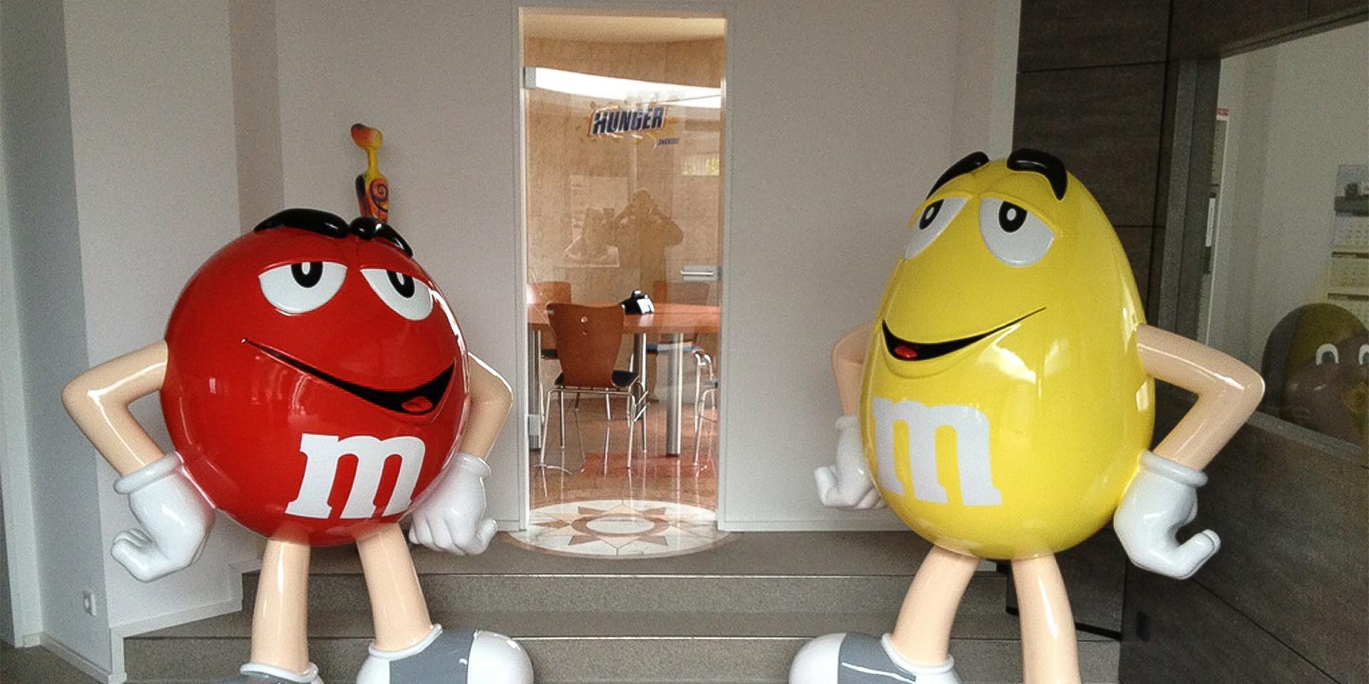 M&M - Dummies