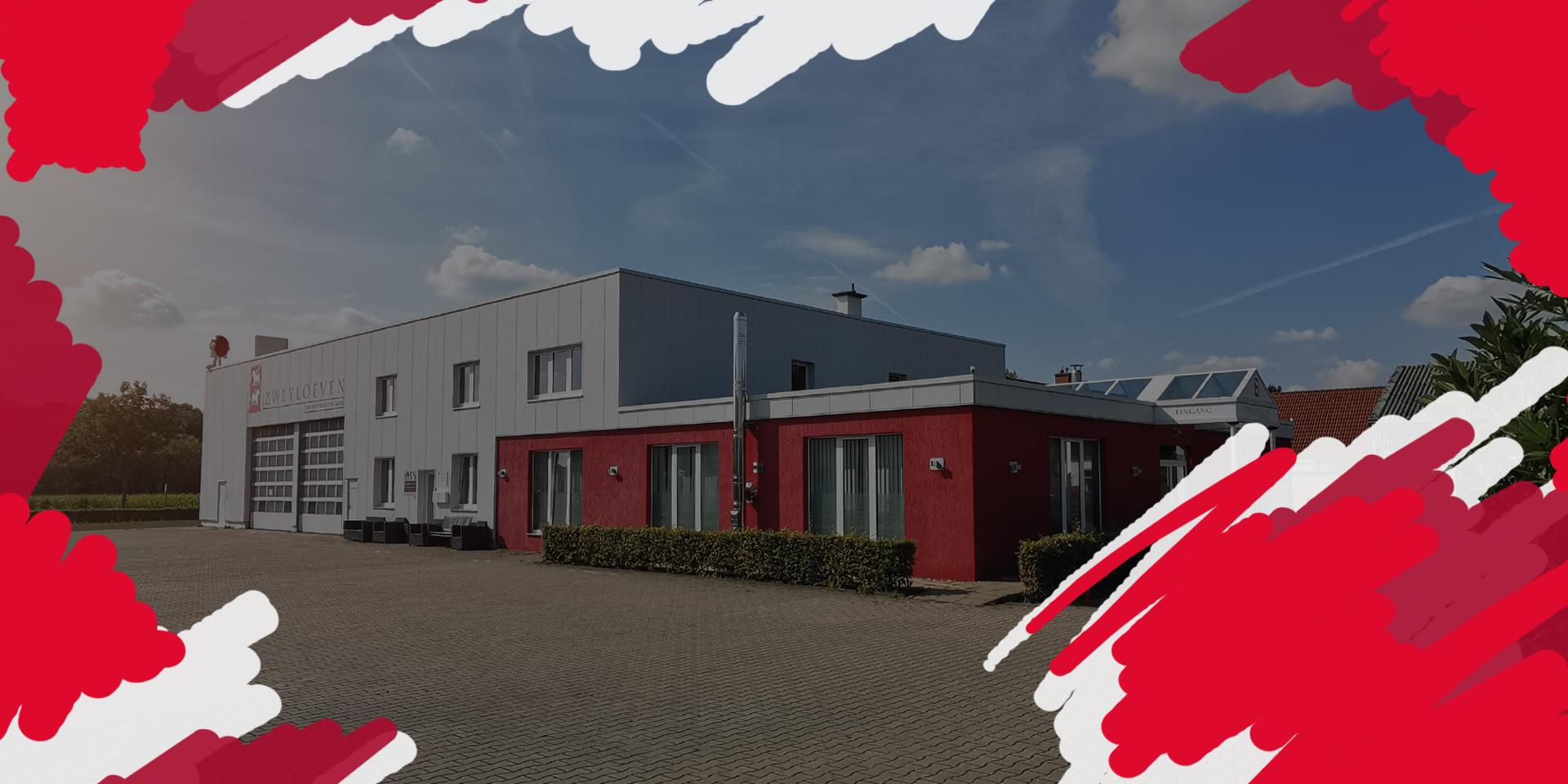 Gebäude Hof - Büro - Zweyloeven GmbH