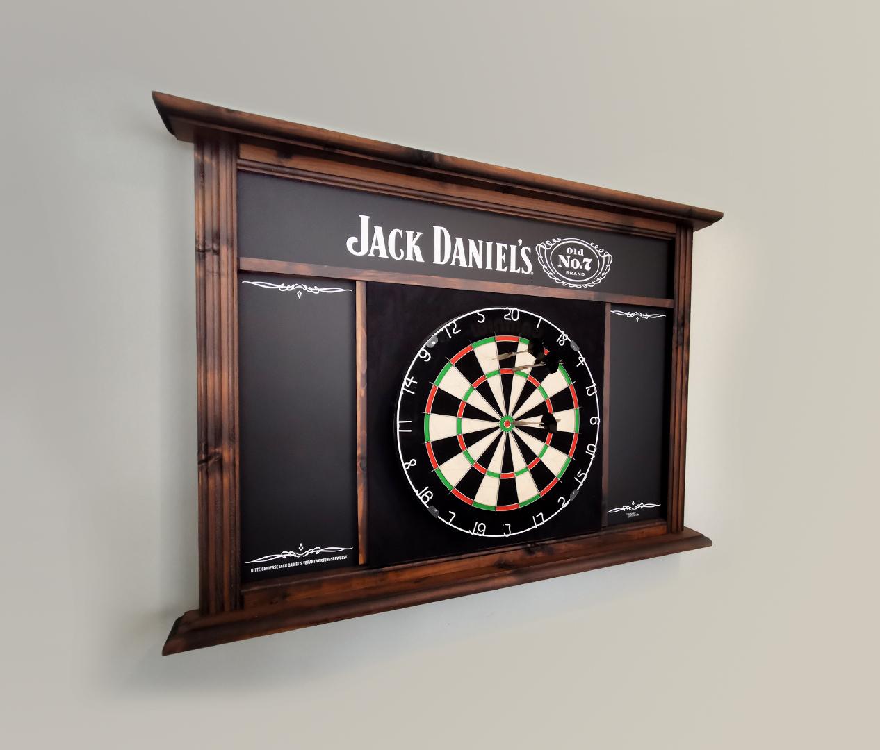 Jack Daniel's - Dartscheibe - Zweyloeven Werbeproduktion GmbH