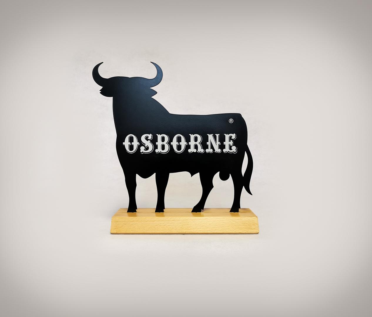 Osborne - Aufsteller - Zweyloeven Werbeproduktion GmbH
