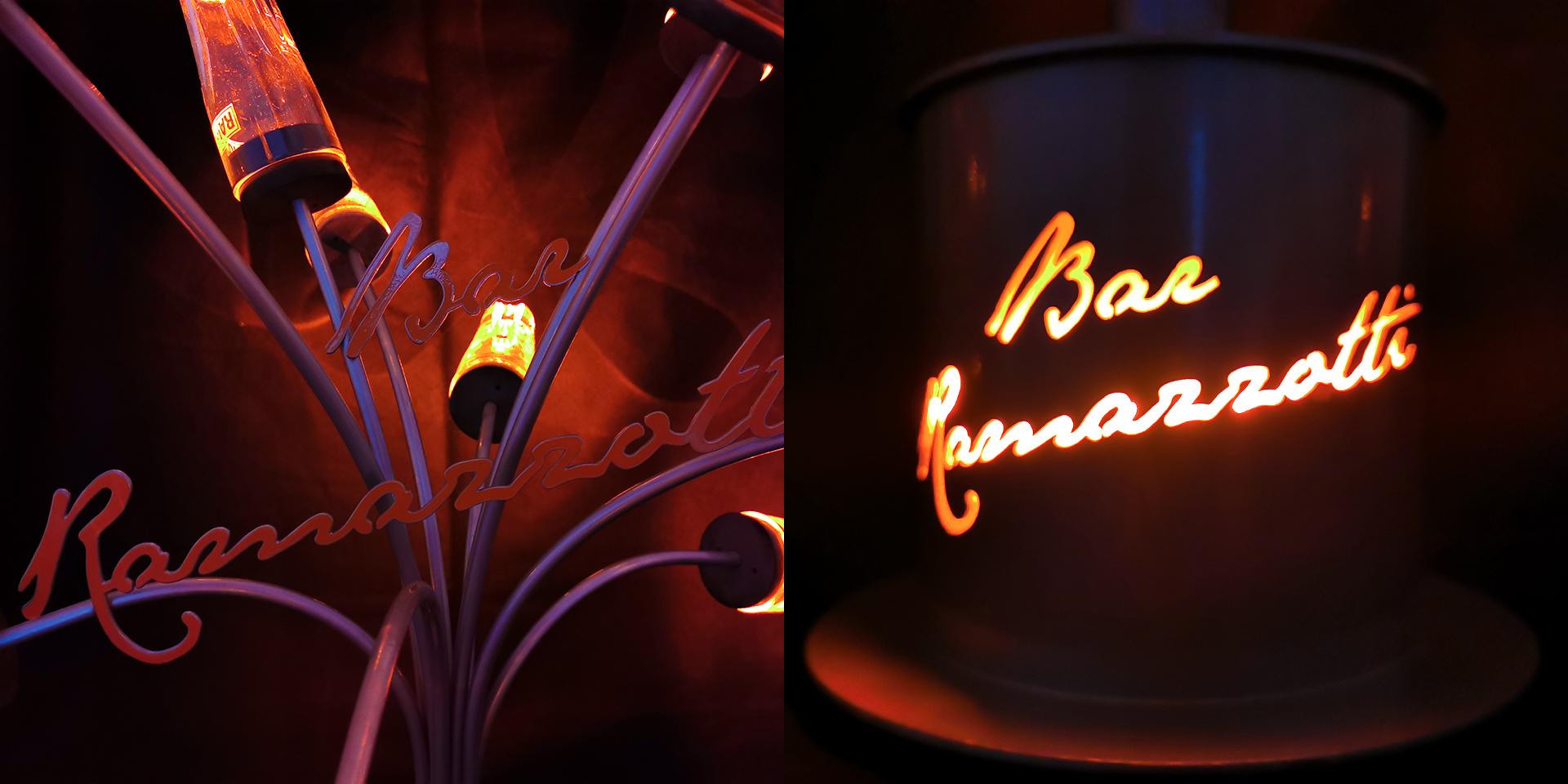 Ramazzotti - Lichtobjekt - Zweyloeven Werbeproduktion GmbH