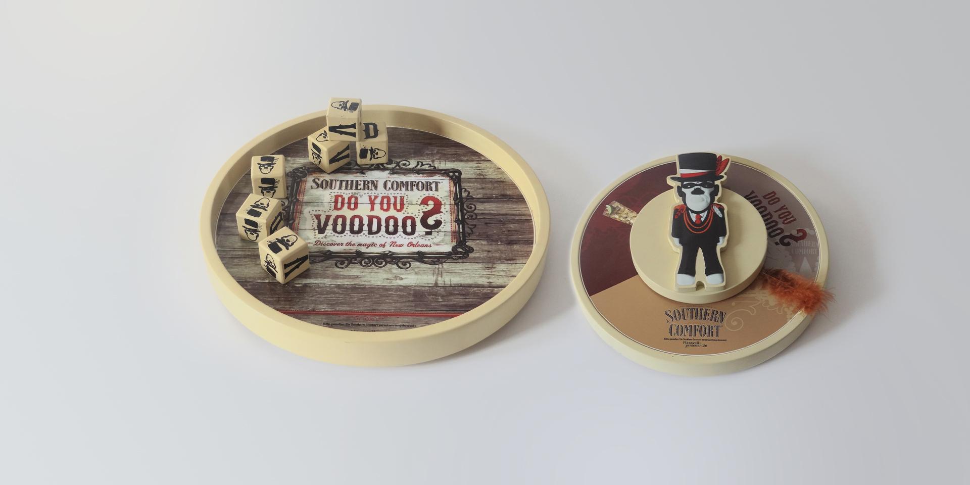 Southern Comfort Voodoo - Zweyloeven Werbeproduktion GmbH