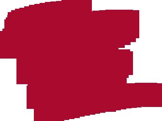 Scribble dunkelrot