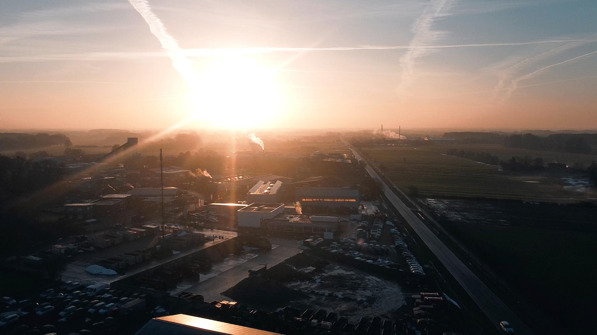 Drohnenaufnahmen - Nottuln - ZWEYLOEVEN Werbeproduktion GmbH