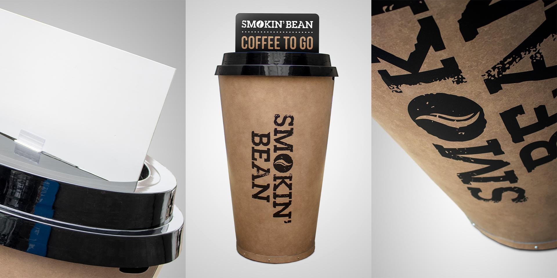 Tchibo - XXXL Coffee Cup - Zweyloeven Werbeproduktion GmbHin XXXL