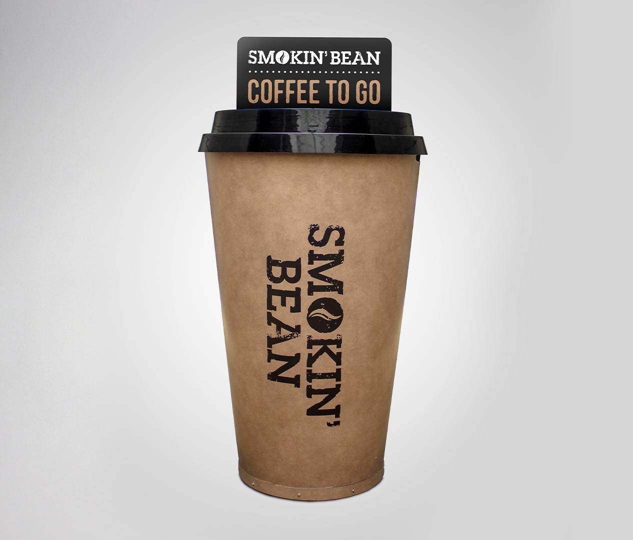 Tchibo - XXXL Coffee Cup - Zweyloeven Werbeproduktion GmbH